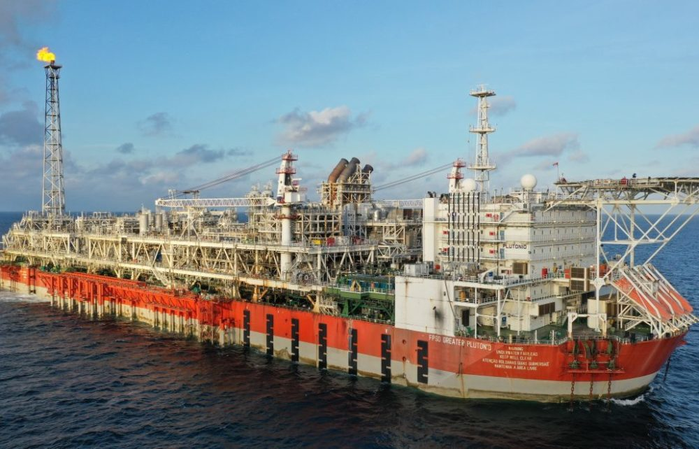 Angolan Oil Platform Operated By Bp And Sinopec Reaches Production Landmark Clbrief